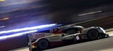 Ride onboard Toyota's LMP1 car for a lap of the Bahrain circuit