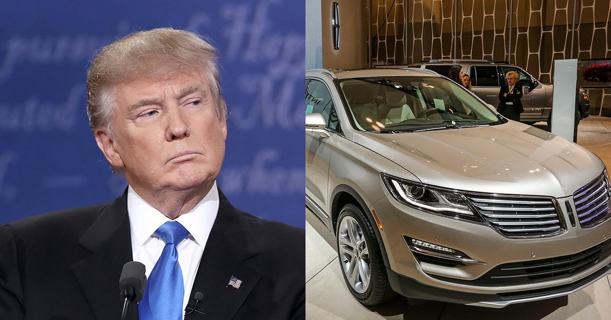 ford chairman tells trump lincoln suv production to remain. Black Bedroom Furniture Sets. Home Design Ideas