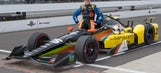 Stefan Wilson back for second Indy 500 run