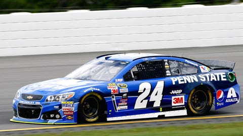 Jeff Gordon: Penn State University