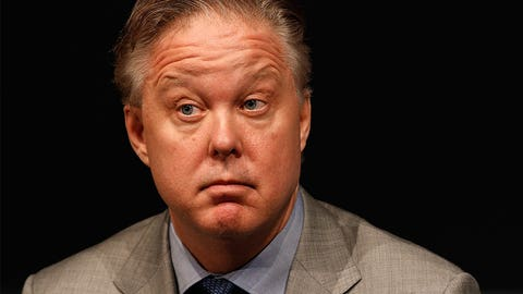 9. Brian France had offseason knee surgery
