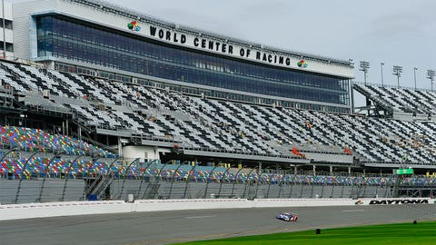 8. An awful lot is riding on the success of the Daytona Rising project