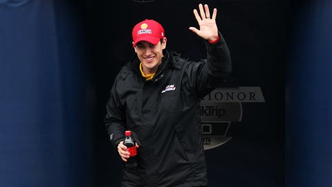 6. Joey Logano donated $50,000 to Folds of Honor last year
