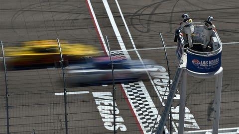 3. Las Vegas testing was fast