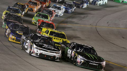 2. Heat races are back in XFINITY Series