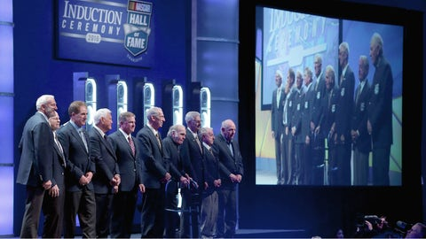 NASCAR Hall of Fame Class of 2016