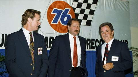 Look back on the life of the great NASCAR announcer Barney Hall