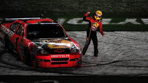 2010 — Jamie McMurray, 0.119 seconds