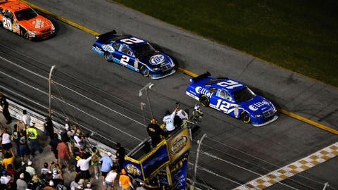 2008 — Ryan Newman, 0.092 seconds