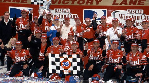 5. Dale Earnhardt Jr., Texas, 2000