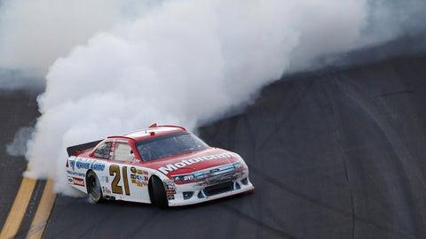 1 (tie). Trevor Bayne, Daytona, 2011
