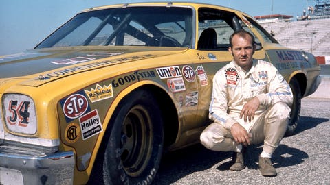 Lennie Pond, NASCAR driver, Aug. 11, 1940-Feb. 10, 2016