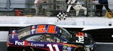 Denny Hamlin's victory adds to prodigious No. 11 all-time win total