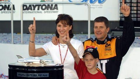 2002, Ward Burton, 142.971 mph