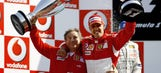 'I still have a friendship' with Schumacher, says former Ferrari boss