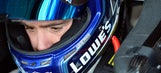 Jimmie Johnson takes blame for steering wheel mishap in Phoenix qualifying