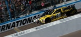 Analysis: This is exactly how NASCAR racing is supposed to be