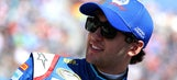 Chase Elliott's newest paint scheme is so bright that sunglasses are almost in order