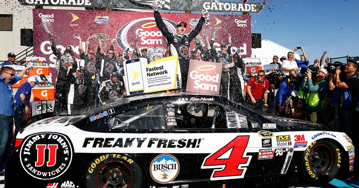 Five factors that put Kevin Harvick in Victory Lane at Phoenix | FOX ...