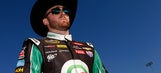 Standing tall: Austin Dillon grabs second career pole at Fontana