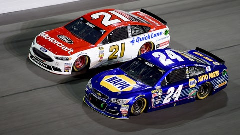Wins for Chase Elliott and Ryan Blaney