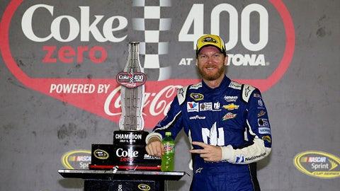 July 2015 Coke Zero 400 Daytona win