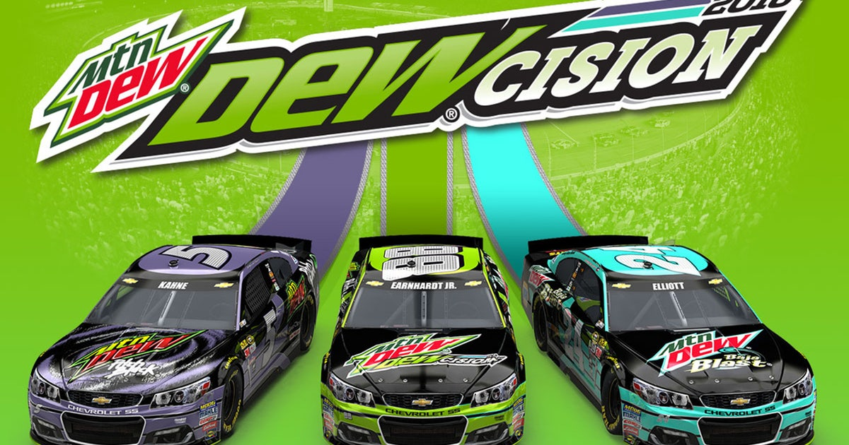 exclusive chase elliott talks about new mountain dew ad campaign