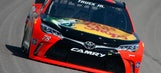 Martin Truex Jr. tops Sprint Cup Happy Hour, see full results from Kansas