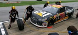 Ryan Newman feels pit crew is one of their 'weakest links right now'