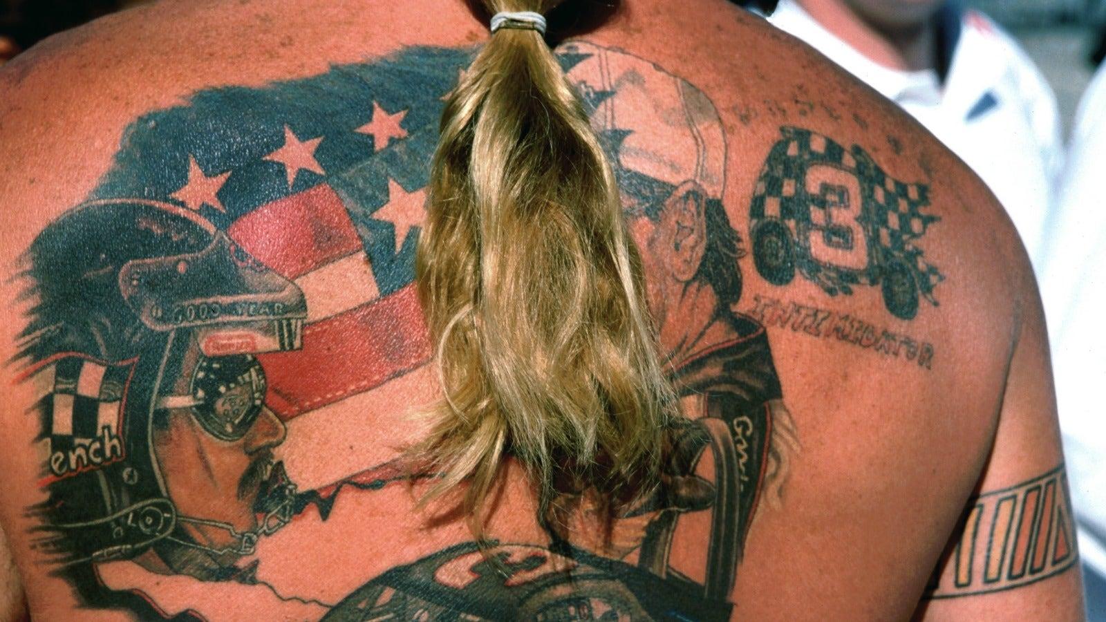 25 amazing NASCAR fan tattoos | FOX Sports