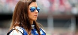 Danica Patrick says she's a fighter