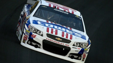 NASCAR'S most patriotic paint schemes