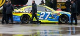 Friday rainout leads to revised Saturday schedule at Charlotte