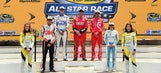 Danica Patrick, Chase Elliott win Sprint All-Star Race fan vote
