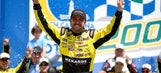 Matt Crafton takes rain-delayed Truck Series victory at Charlotte