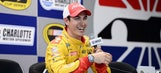 Joey Logano looks to complete two-week Charlotte sweep