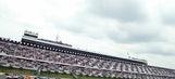 Sunday rain changes everything for sunny Monday race at Pocono