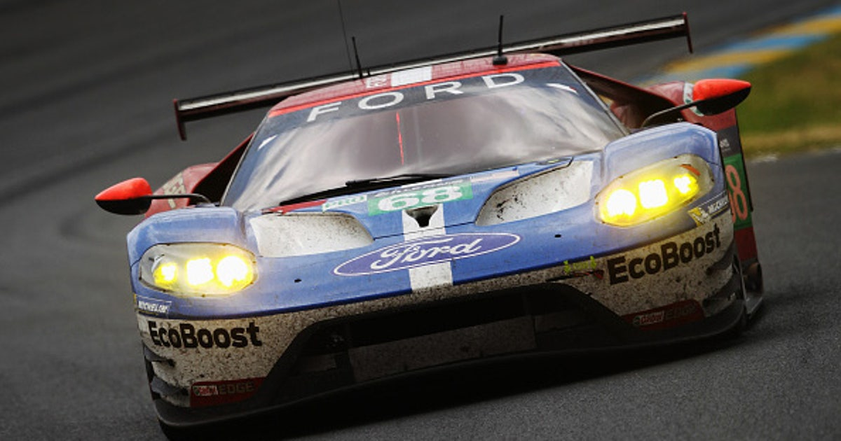 Fords Triumphant Return To  Hours Of Le Mans Has Heavy Nascar Flavor Fox Sports