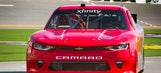 2017 NASCAR XFINITY Series Camaro SS revealed