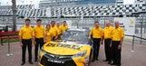 Kenseth and Joe Gibbs Racing get more DeWalt power