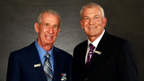 Ned and Dale Jarrett