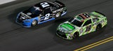 Kyle Busch's weekend takes turn for the better