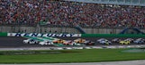 Sprint Cup race results from Quaker State 400 at Kentucky