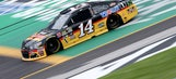 Tony Stewart uses fuel mileage to score top-five finish at Kentucky