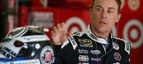 Kevin Harvick 'disgusted' with top-five New Hampshire finish