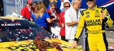 Matt Kenseth orders lobster after win in New Hampshire 301