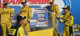 Even failing post-race inspection can't spoil Matt Kenseth's party