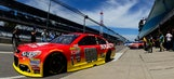 See Practice 1 results as Jeff Gordon turns first laps in No. 88 car at Indy