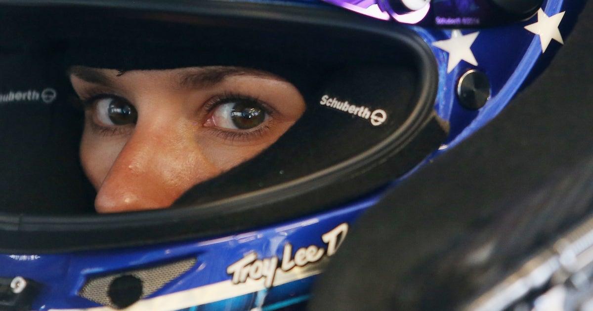 danica patrick  helmet design    time  career fox sports