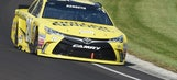 Matt Kenseth explains how he handled restarts in 'brutally hot' Brickyard 400
